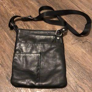 Margot Genuine Leather Crossbody Bag